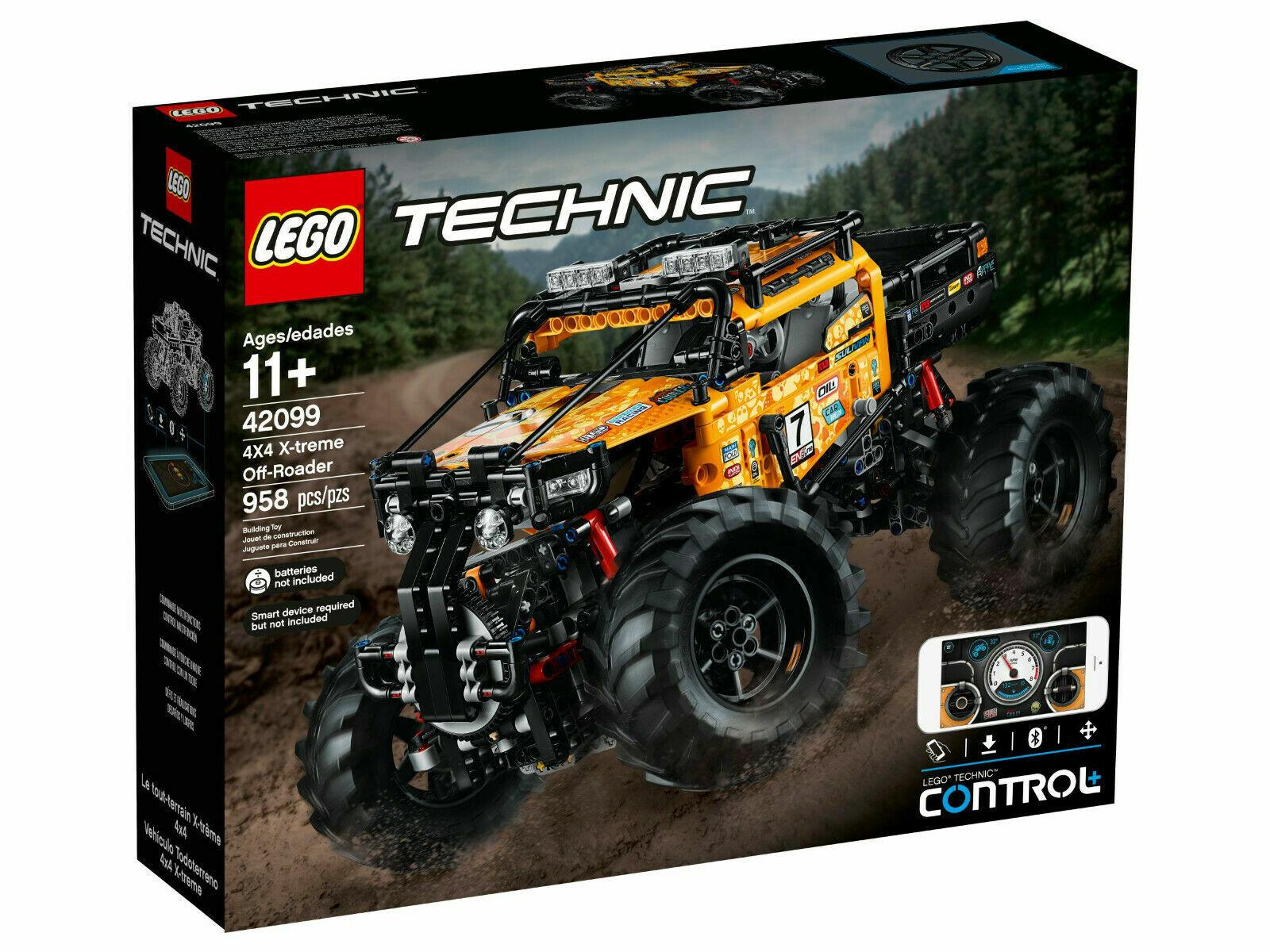 Lego Technic 42099 - Allrad Xtreme-Geländewagen NEU OVP