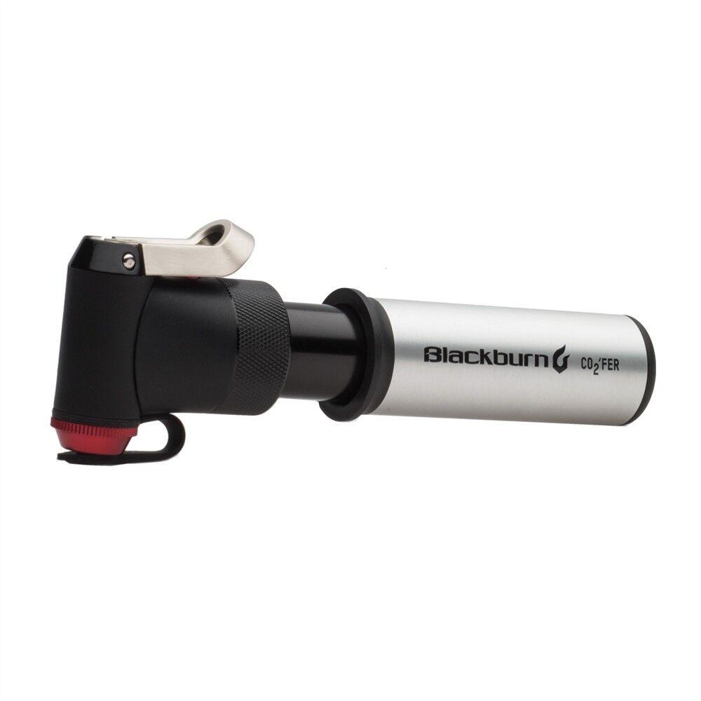 neroburn Mammoth Co2fer Mini Bike Pump Nero   argentoo 2017 Mini Pompa Per