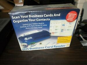 IRIS Business Card Reader II for Windows