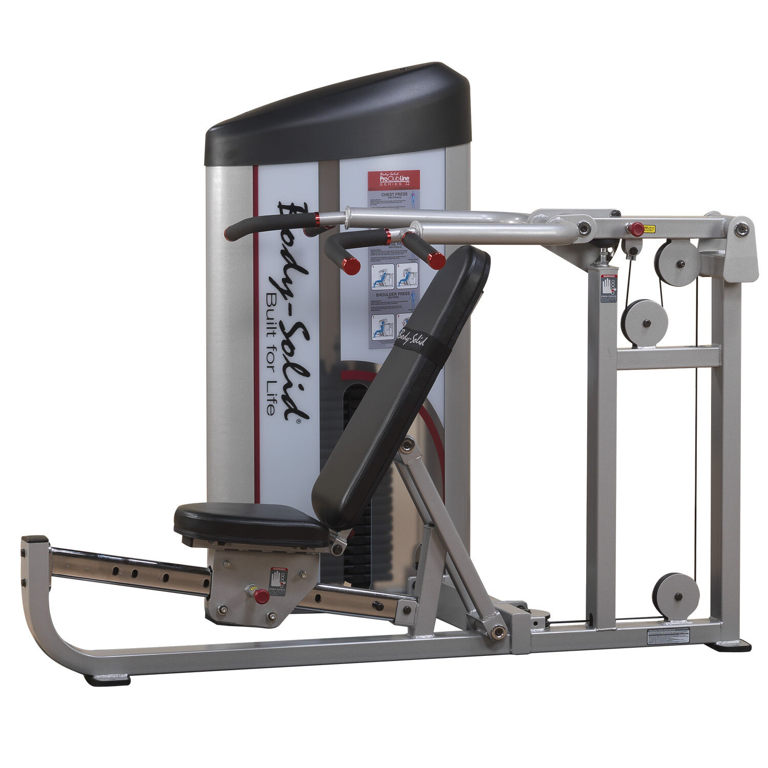 Body-Solid Pro Clubline  Series 2 MultiPress 210 lb. - S2MP 2 - Scratch N' Dent  selling well all over the world