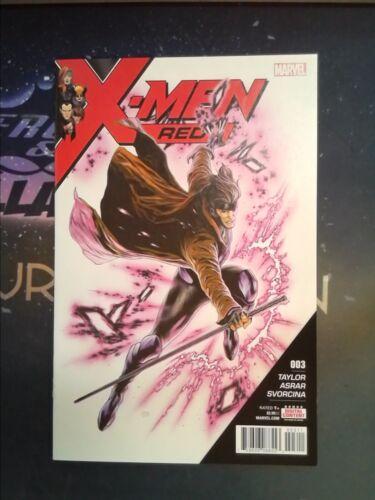 X-Men Red #3 Marvel VF//NM 9.0 CB2790