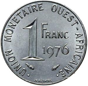 Franzoesisch-Westafrika-Muenze-1-Franc-1976