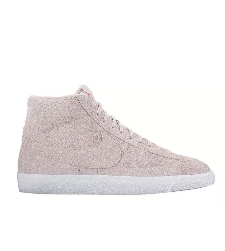 Nike Blazer Mid Suede Light rose Summit blanc 371761-607 95 New hommes US 9