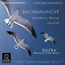 Rachmaninoff / Symphonische Tänze / Vocalise - Vinyl LP 200g audiophil Eiji Oue