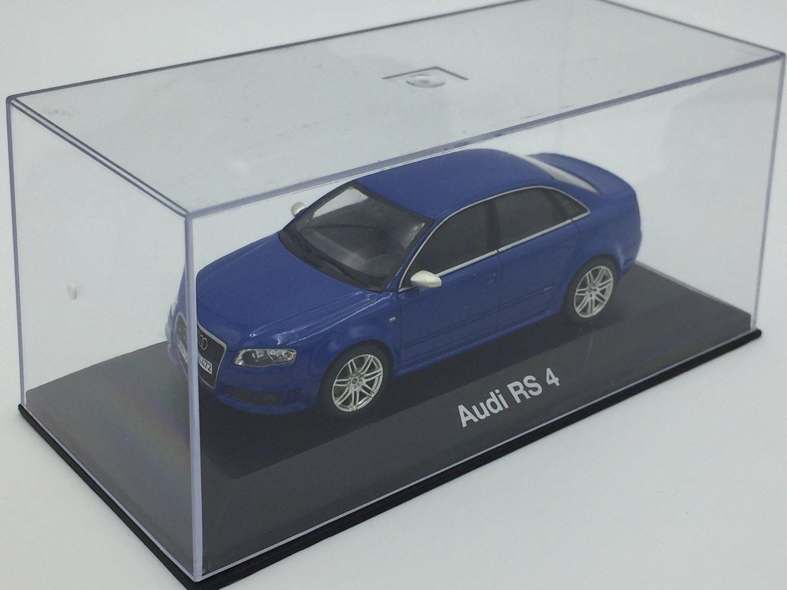 Audi RS4 2005 Minichamps Audi Collection 5010509133