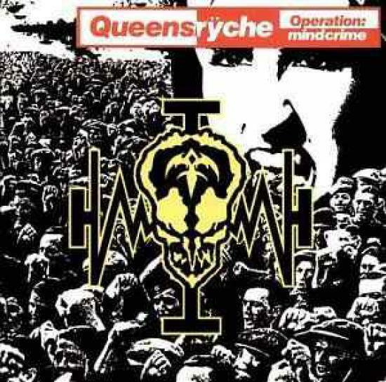 Queensryche - Operation: Mindcrime CD #G1740