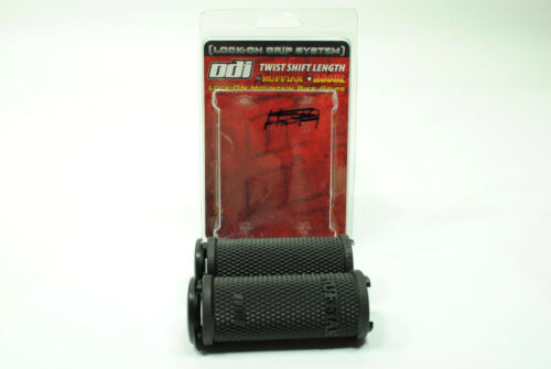 ODI Ruffian Twist Shift Length Lock-On Replacement Grips 90mm