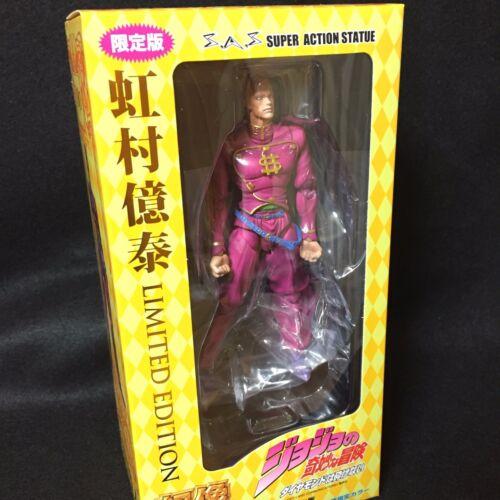 TRACK JoJo/'s Bizarre Adventure Super Action Statue Figure OKUYASU NIJIMURA SAS