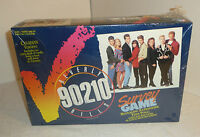 Beverly Hills 90210 Survey Board Game Canadian Version Vtg 1991 Teen Canada
