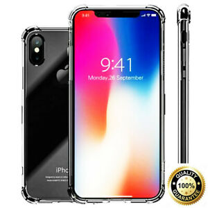 Apple-iPhone-11-Pro-XS-Max-XR-X-8-7-6s-Clear-Case-Shockproof-Hybrid-Bumper-Cover