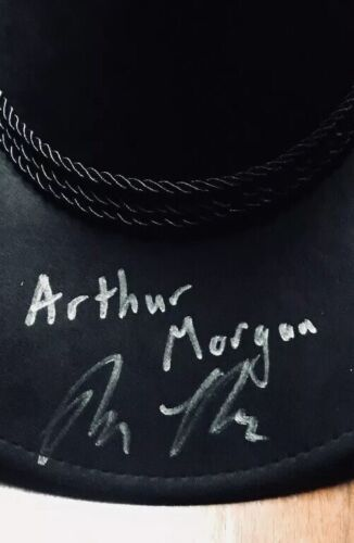 Red Dead Redemption RDR2 Arthur Morgan's Hat Cosplay Prop
