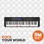 thumbnail 1 - Casio LK-S450 Casiotone Digital Keyboard 61-Key w/ Lighting Keys - Brand New