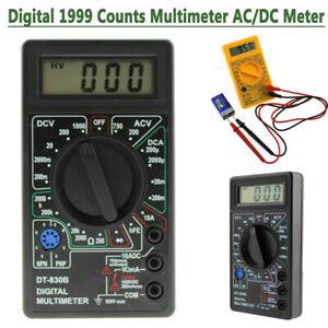 DT830B-Digital-Voltmeter-Ammeter-Ohmmeter-Multimeter-Volt-AC-DC-Tester-Meter