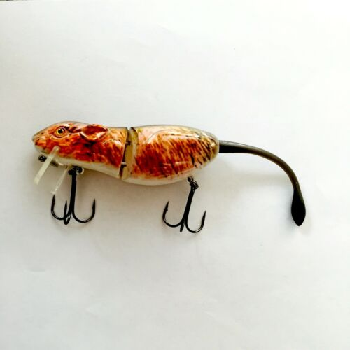 Rat Mouse Top Water Fishing Lure