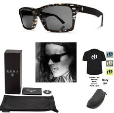 NEW Electric Hardknox Patina Ohm Grey Melanin Mens Sunglasses Msrp$174