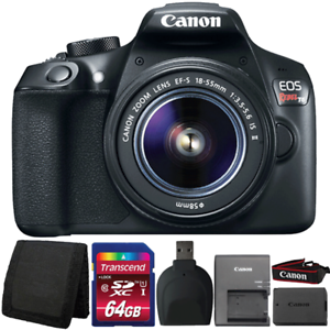 Canon-EOS-Rebel-T6-Digital-SLR-Camera-w-18-55mm-Lens-and-Ultimate-Accessory-Kit