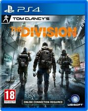 TOM CLANCY'S DIVISION PS4 Game (PRE OWNED) (USED) Excellent Condition