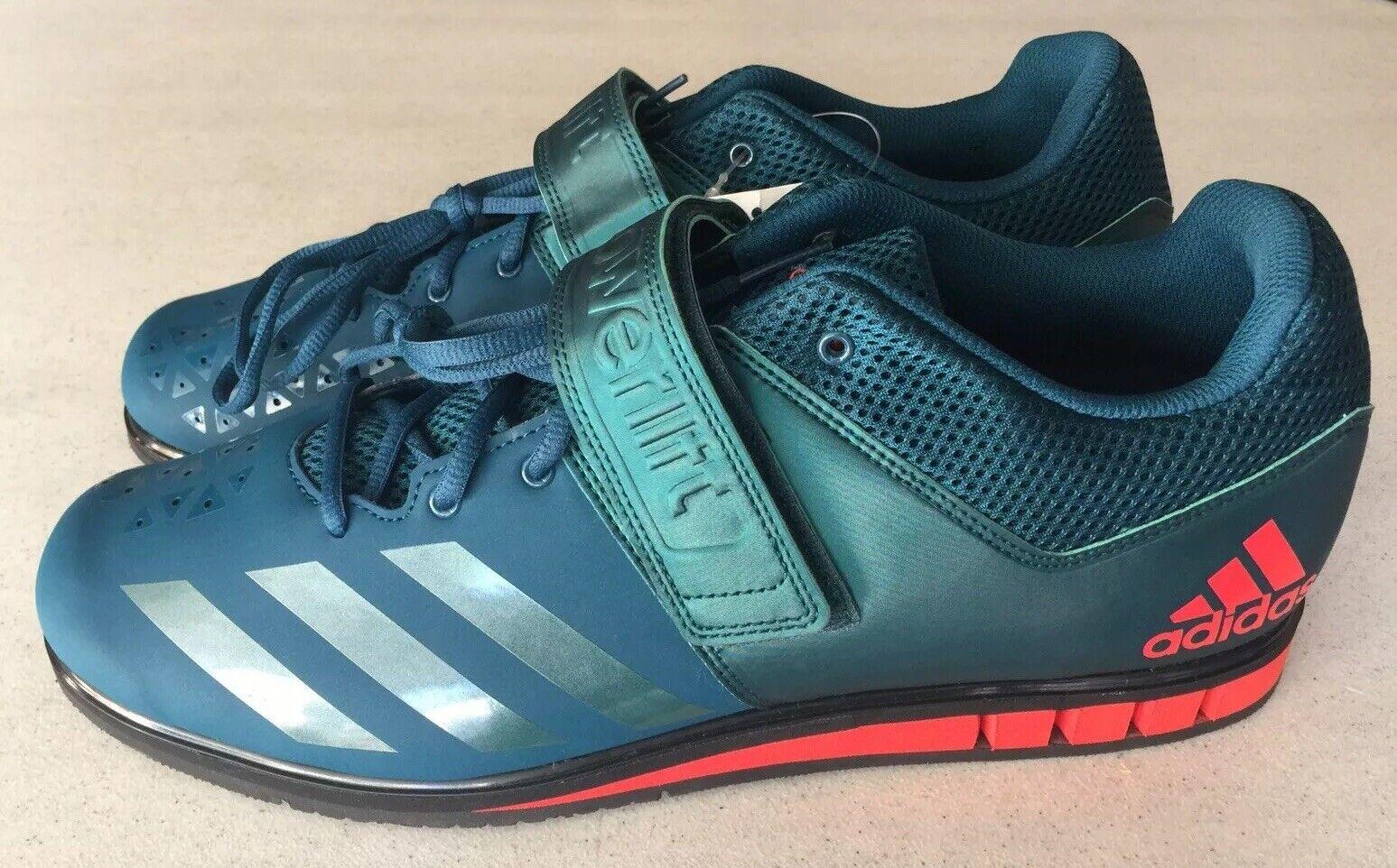 Adidas Powerlift 3.1 Zapatos de Halterofilia alterophilie para hombre BA8014 US 15