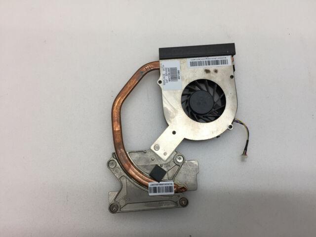 HP ProBook 4520s 4720s Laptop CPU Heatsink /& Cooling Fan 598677-001 K1214C 4-Pin