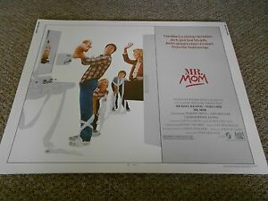 MR-MOM-LOT-OF-5-1983-MICHAEL-KEATON-1-2-SHEET-POSTER-ROLLED