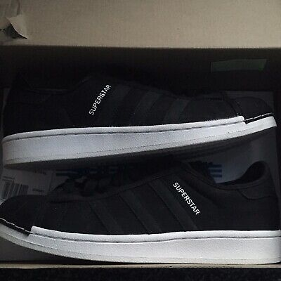 adidas Superstar Festival Pack (RARE) Black / White - UK Size 7 Trainers New