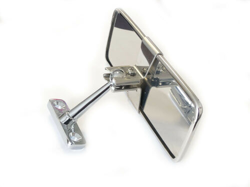 Rear View Mirror Stainless Steel Chrome Interior AUSTIN HEALEY COBRA
