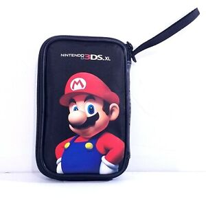 Super Mario Brothers Nintendo 3DS XL Carry Case Console and Game Case