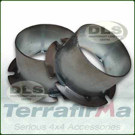 LAND ROVER DEFENDER DISCOVERY 1 Front Spring Dislocation Cone Set TF501