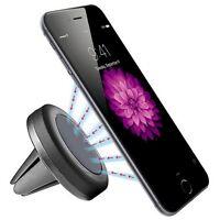 360° Universal Handy Magnet Halterung Auto KFZ PKW LKW Lüftung für Smart Phone