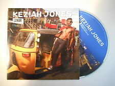 ♫ only french promo ♫ KEZIAH JONES : LUNAR [ CD SINGLE PORT GRATUIT ]
