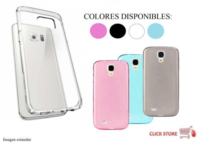 Funda (case) de silicona liso para Sony Xperia M4
