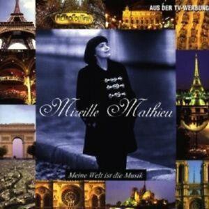 MIREILLE-MATHIEU-034-MEINE-WELT-IST-DIE-MUSIK-034-CD-NEUWARE