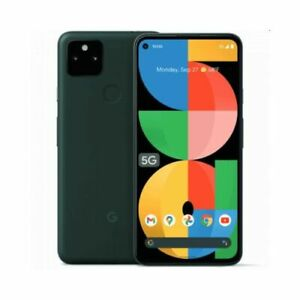Google Pixel 5a 5G 6/ 128GB Mostly Black ship from EU