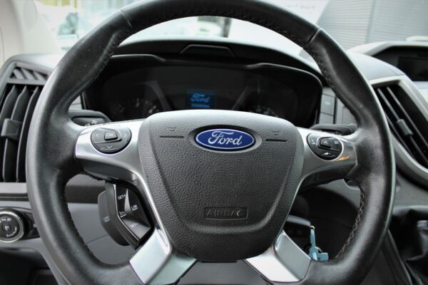 Ford Transit 350 L2 Van 2,2 TDCi 155 Trend H2 FWD - billede 5