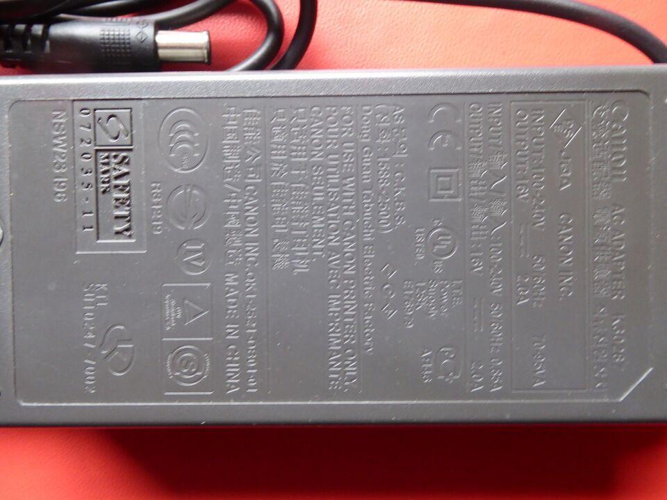 Strømforsyning, Mac + Canon, God