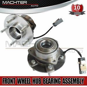 Pair-Front-Wheel-Bearing-Hub-for-02-06-Chevy-Equinox-Saturn-Vue-Pontiac-Torrent