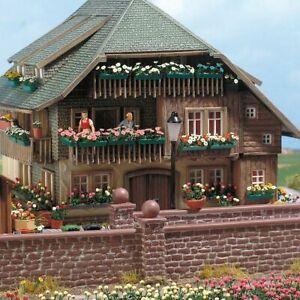 Busch-1208-Flower-Box-Set-H0