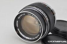 OLYMPUS OM-SYSTEM E.ZUIKO AUTO-T 100mm F2.8 MF Lens for OM Mount #170301d