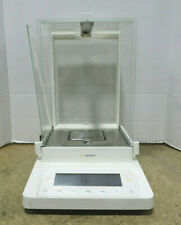 Sartorius Mse125p 100 Du Cubis Semi Micro Balance Lab Scale 60120g X 00101mg