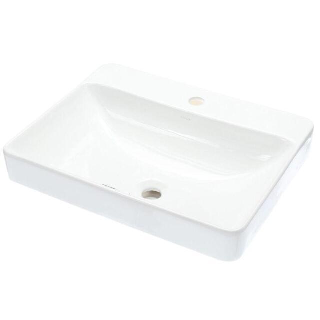 Kohler Bath Sink W Overflow Drain Vox