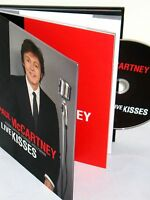 Paul Mccartney: Live Kisses From Capitol Studios,new Blu-ray, & Book Edition