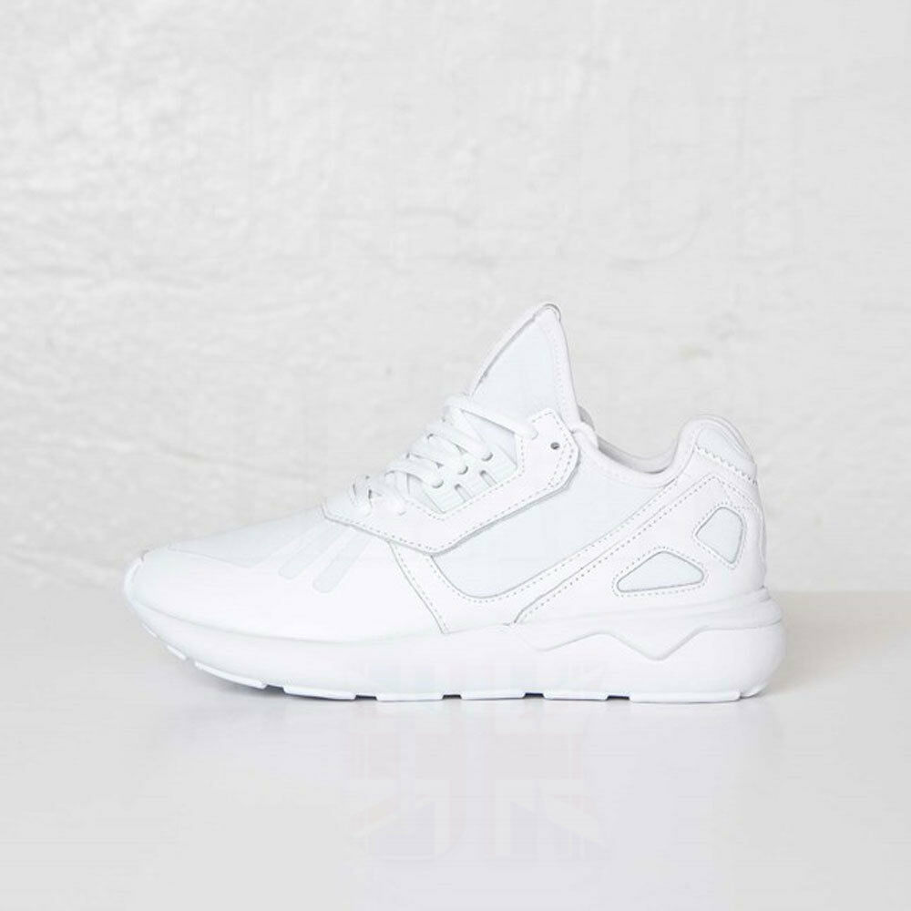 Adidas Original-Tubular + Runner Entrenadores Blanco-B25087-Free P + Original-Tubular P 215333