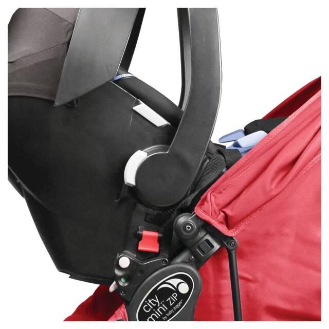 Baby Jogger City Mini Zip Car Seat, Baby Jogger City Mini Car Seat Adapter Instructions
