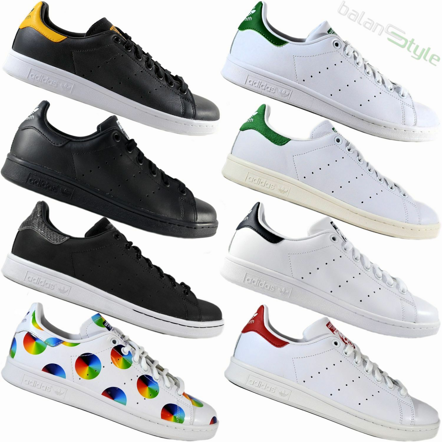 NUEVA ADIDAS ORIGINALS STAN SMITH m17919; d67361; M20324 blanco - blanco M20324 o / Negro 4b993a