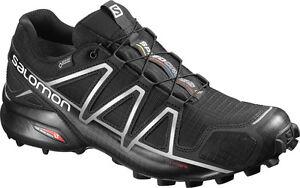 SALOMON-Speedcross-4-GTX-Gore-Tex-Herren-Men-Laufschuhe-Groesse-waehlbar-NEU