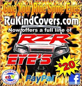 YAMAHA-RAPTOR-660-RED-EYES-HeadLight-Covers-GYTR-YAMAHA