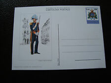San Marino - Card Whole (cy62) San