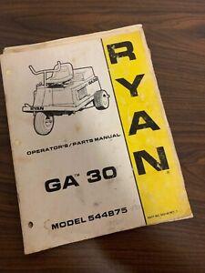 Details about Ryan GA-30 GA30 Greensaire Aerator 544875 Greens Air on