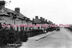 KE-338-Colyers-Lane-Erith-Kent-6x4-Photo