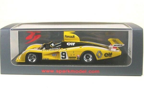 Renault-Alpine A442 No.9 Lemans 1977 (J P.Jabouille - D.Bell )